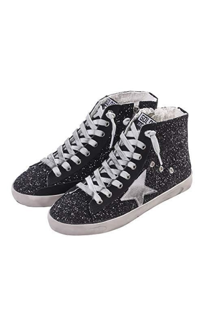 SATUKI Glitter Fashion Sneakers
