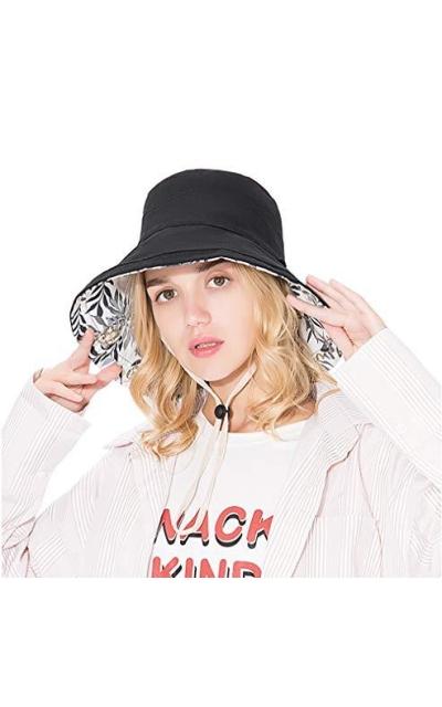 iHomey Wide Brim Bucket Hats