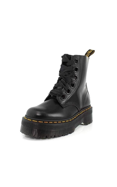 Dr. Martens Molly Buttero Combat Boot