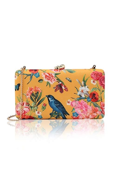 two the nines Flower Clutch