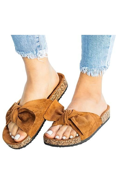 FISACE Slip On Flip Flops