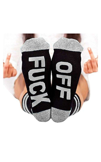 PxmodaFuck off Socks