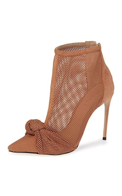 FSJ Women  High Heel Ankle Boots