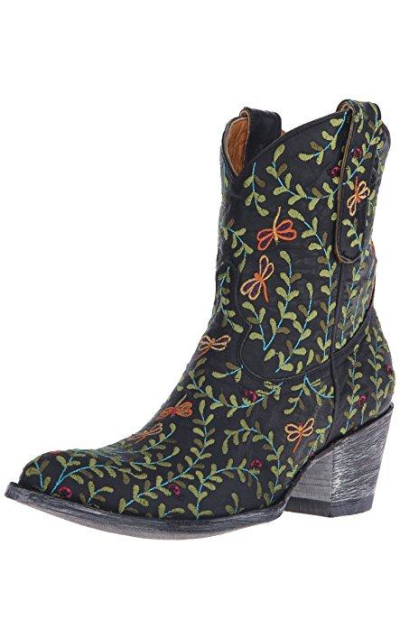 OG by Old Gringo Women's Dragon Fly Ankle Bootie