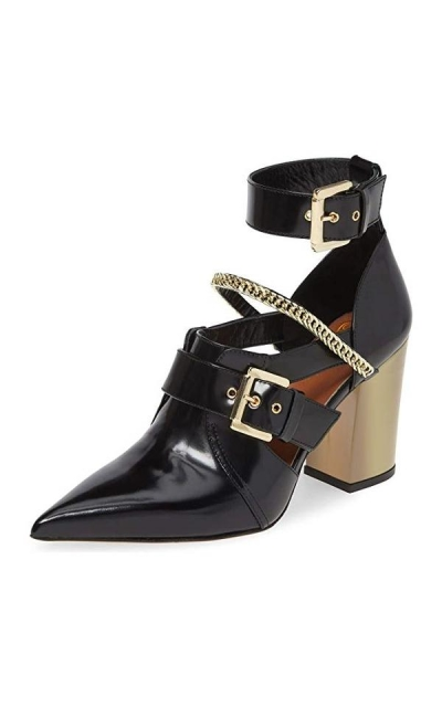 FOWT Pointed Toe Western Ankle Boots