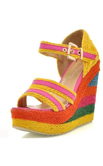 SaraIris Espadrilles Wedges