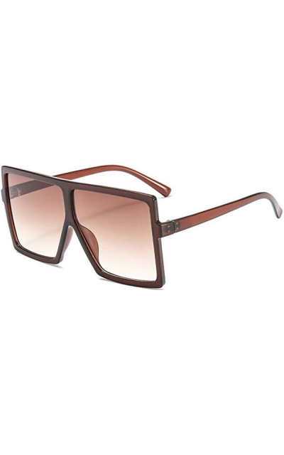 MAOLEN Oversized Square Sunglasses
