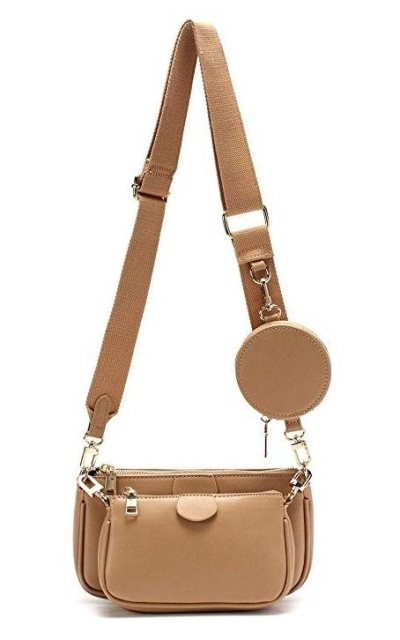 Multi-Pochette  Small Crossbody Bag