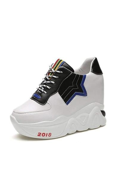 PP FASHION Platform Sneakers