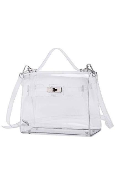Lam Gallery Clear Bag