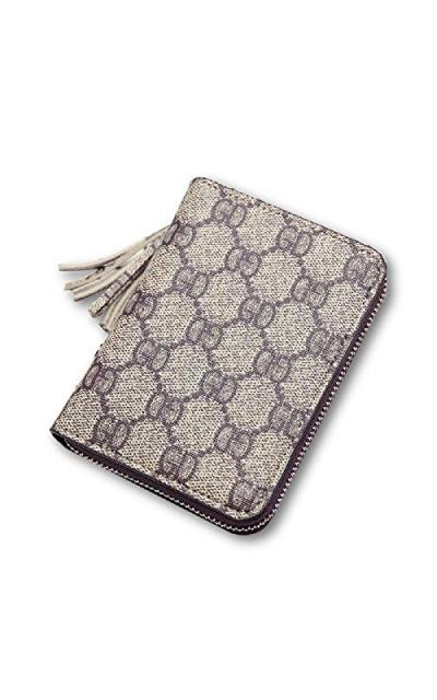 Van Persie Small Compact Coin Zipper Wallet