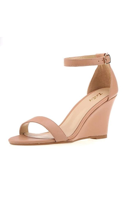 ZriEy Wedge Sandals