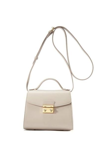 EMINI HOUSE Trapezoid Handbag
