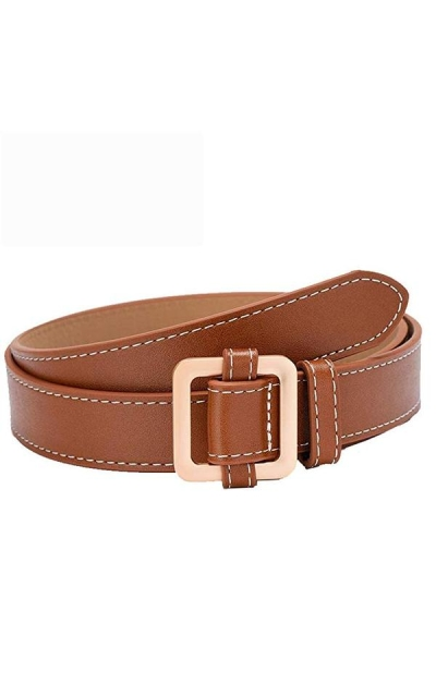 Wagsuyun Top Stitch Belt