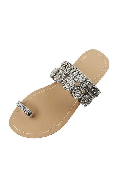 Mayou Flat Sandals