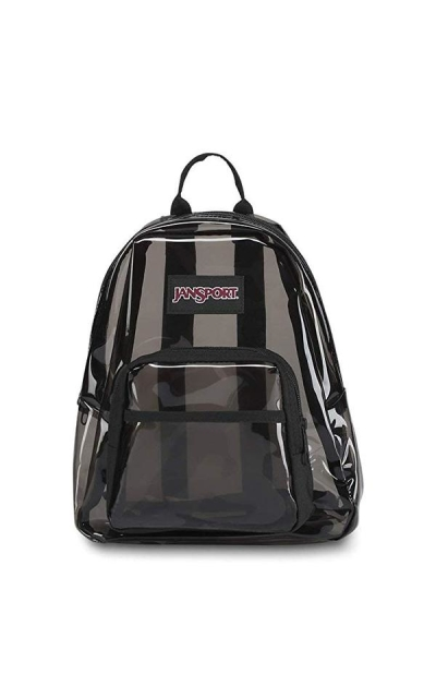 JanSport Half Pint Translucent Mini Backpack
