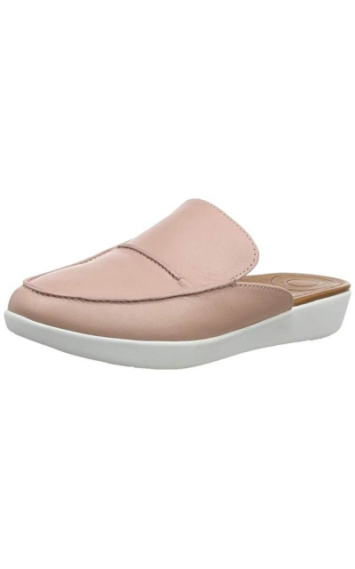 FitFlop Serene Leather Mules