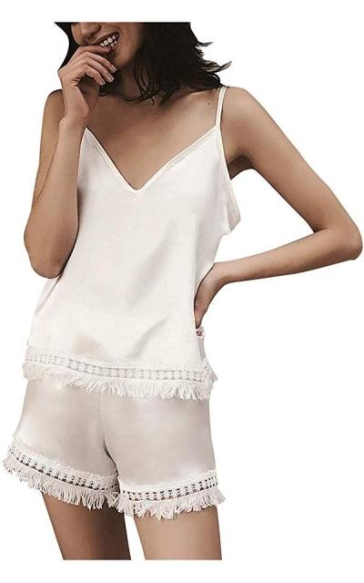 LICKLIP Tassel Pajama Set