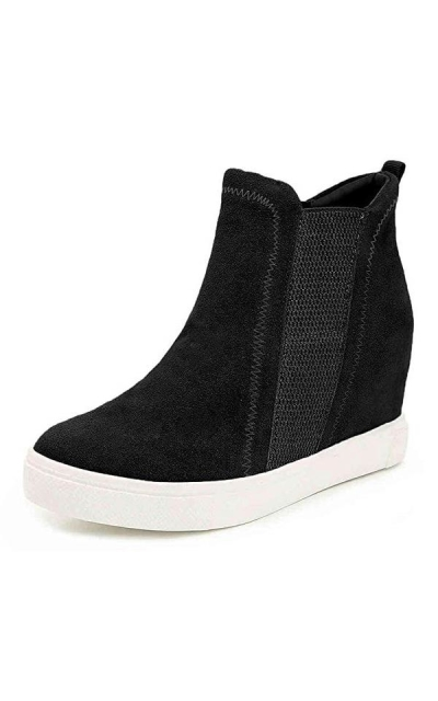 Blivener Platform Wedge Sneakers