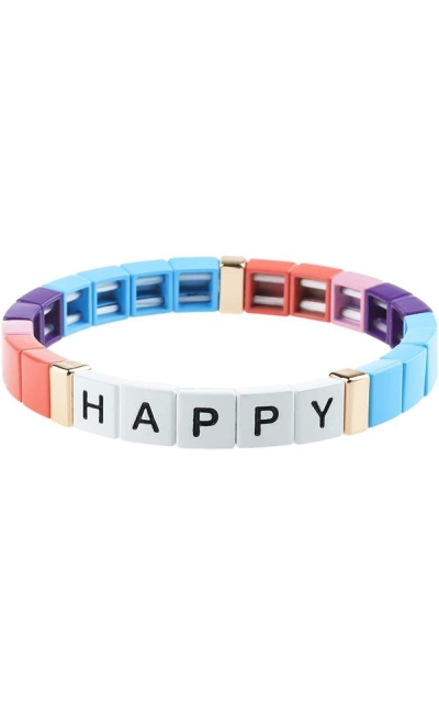 PLTGOOD Tile Bracelets