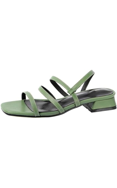 Greatonu Slide On Sandals