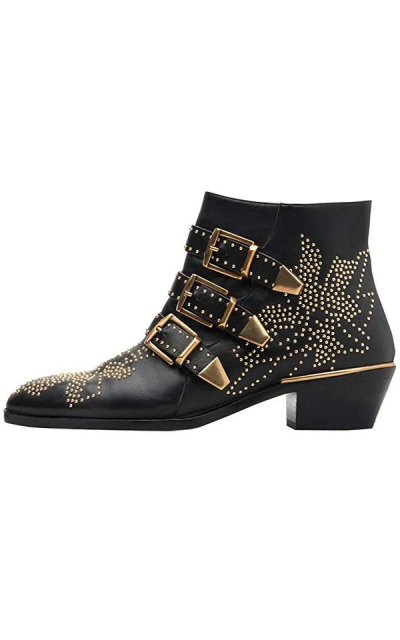 Comfity Rivets Studded Shoes