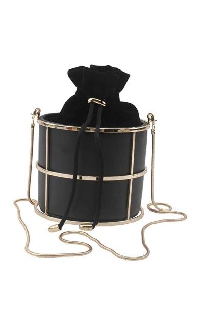 LETODE Evening Bucket Bag