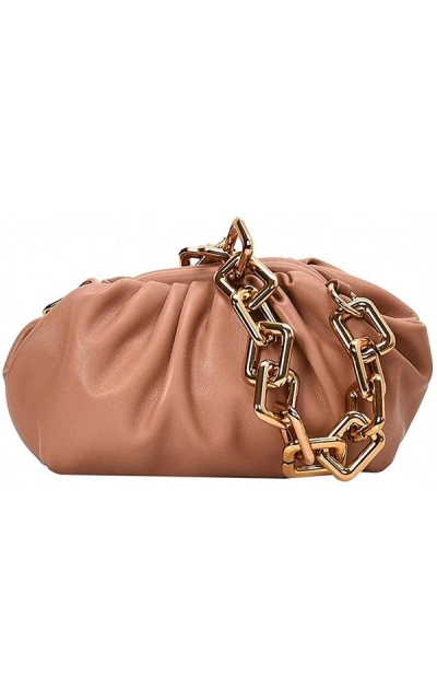 Get The Looks The Chunky Chain Pouch