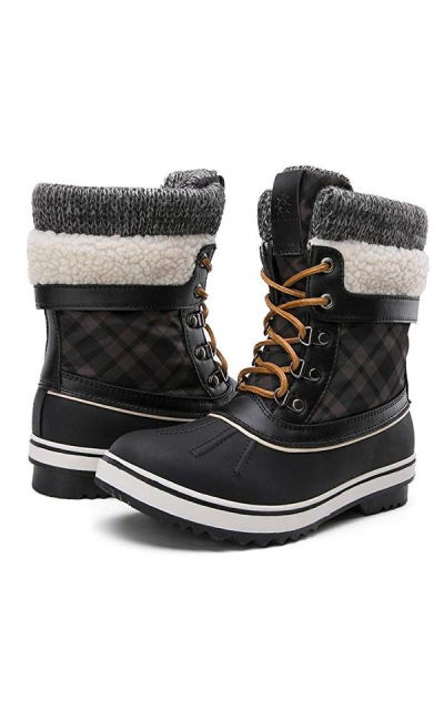 Global Win Globalwin Waterproof Winter Snow Boots