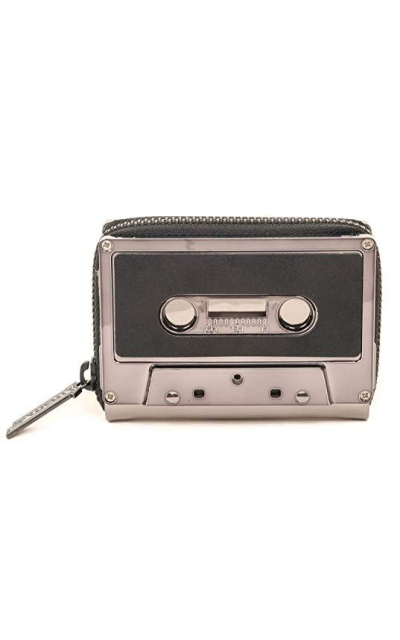 FYDELITY- Cassette Tape Wallet Coin Purse
