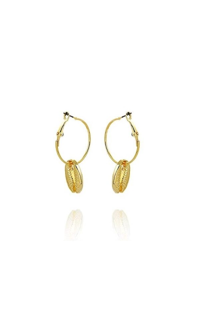 YaochenYW Shell Earrings
