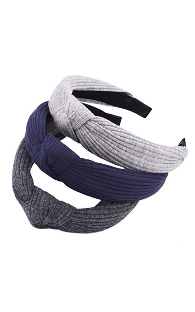 STHUAHE Pack of 3 Headbands