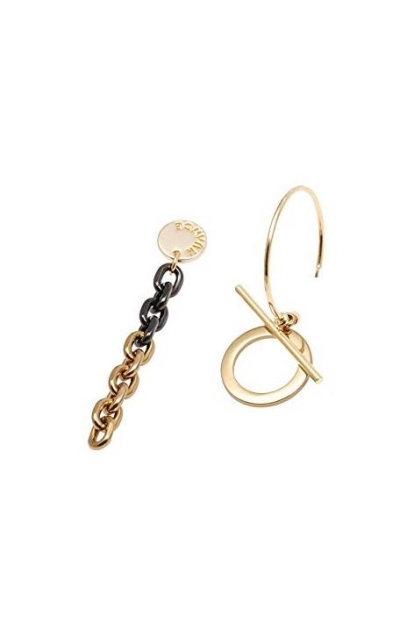 Cocolang Nuance Two tone  Earrings
