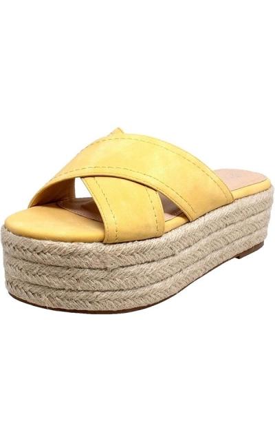 SOBEYO Platform Sandals