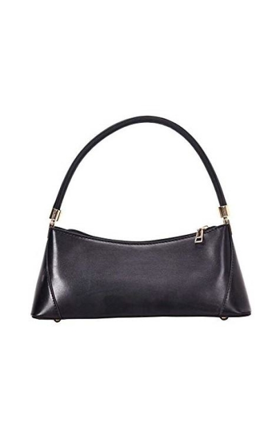 Retro Classic Mini Shoulder Baguette Bag