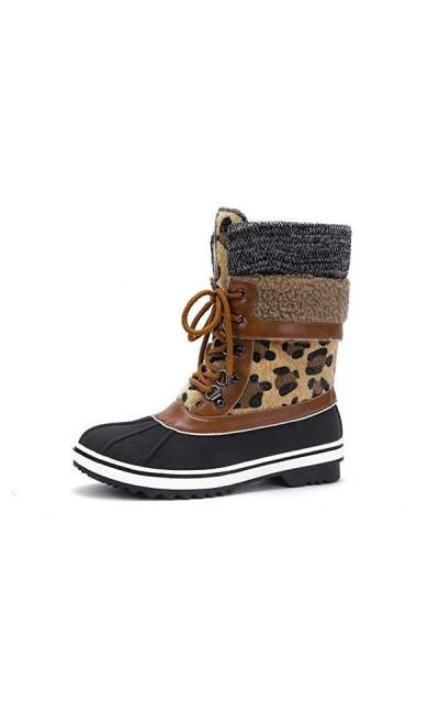 Greatonu Winter Snow Boots