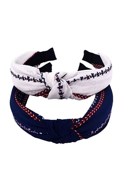 STHUAHE 2pcs Headband
