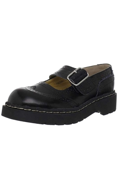 T.U.K. T1002 Brogue Mary Jane Flat