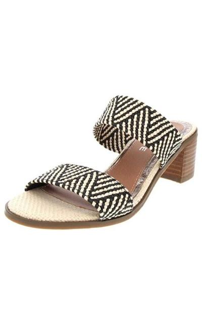 Rampage Block Heeled Sandal