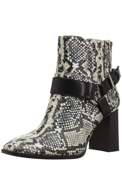 BCBGeneration Agnes Harness Bootie Ankle Boot