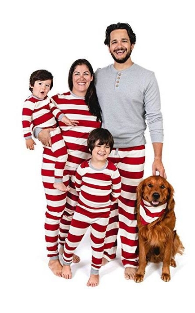Burt's Bees Family Holiday Matching Pajamas