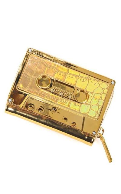 FYDELITY- Cassette Tape Wallet Coin Purse