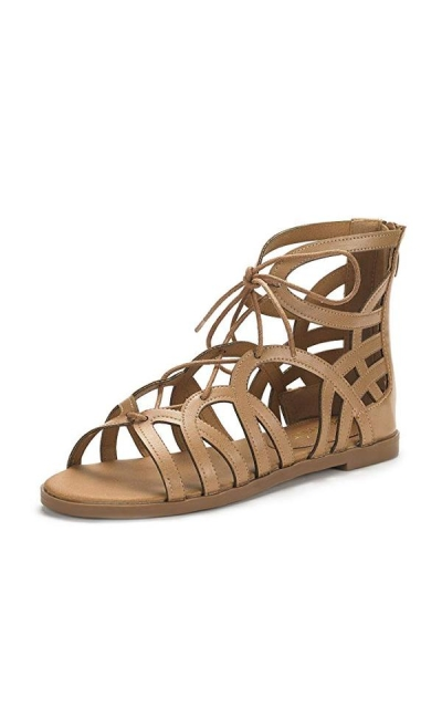DREAM PAIRS Gladiator Flat Sandals