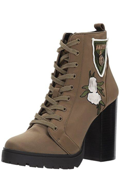 Steve Madden Laurie Combat Boot