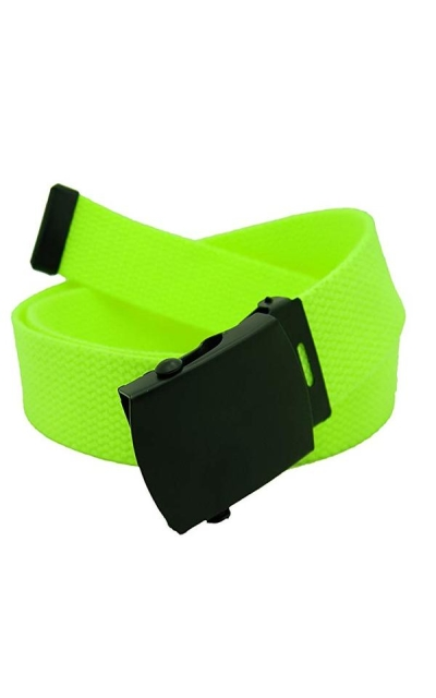 Slider Canvas Web Belt