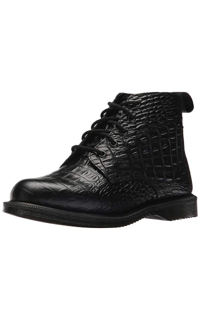 Dr. Martens Emmeline Croc Fashion Boot