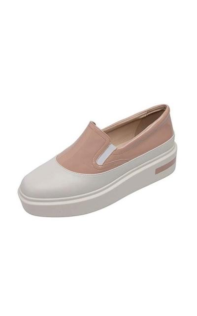 OVELIA Platform Slip-On Sneaker