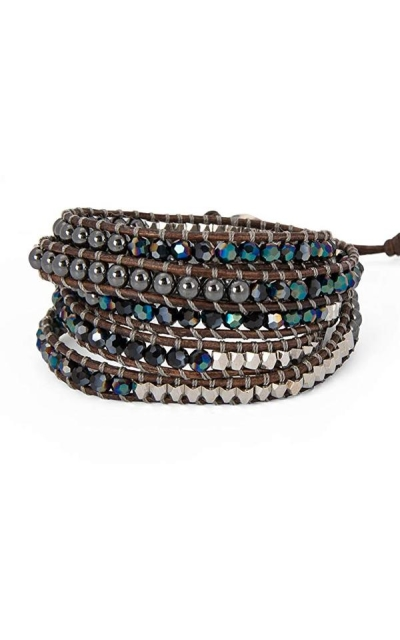 SPUNKYsoul Leather Wrap Bracelet Collection