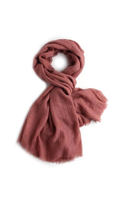 MolVee Linen Wrap Shawl