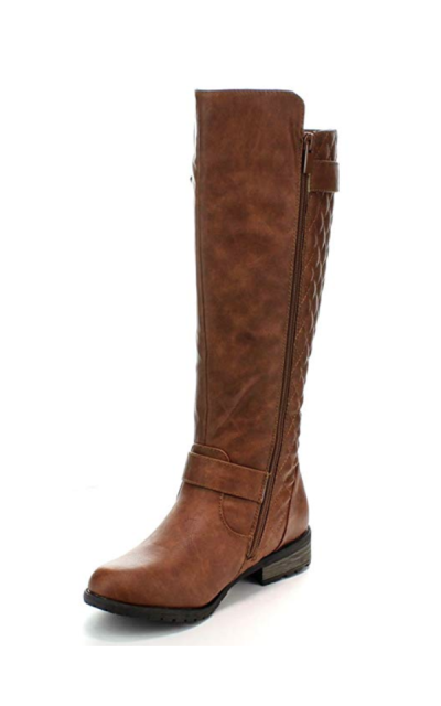 Forever Lady Knee High Boot